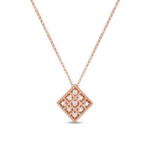 Кулон Diamonds Square shape   Roman Barocco