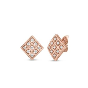 Серьги Diamonds   Roman Barocco, Roberto Coin