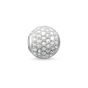 Бусина White Pavé Thomas Sabo