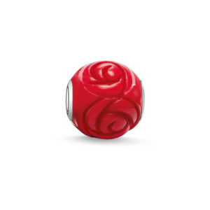 Бусина Red Rose Thomas Sabo