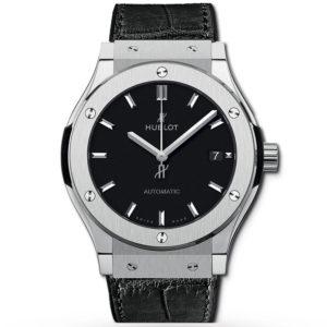 Часы Hublot Classic Fusion Titanium Automatic 45 mm