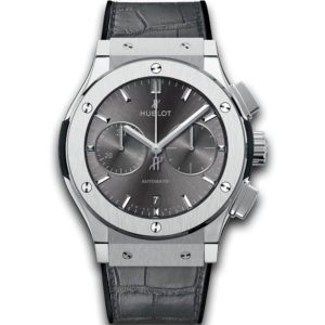 Часы Hublot Classic Fusion Racing Grey Chronograph Titanium 45mm