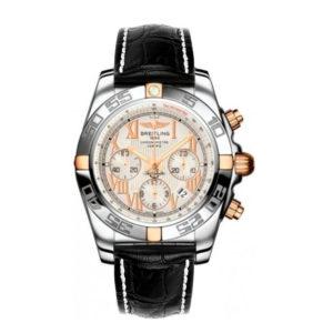 Chronomat 44 Silver Dial IB011012/G677/744P Breitling