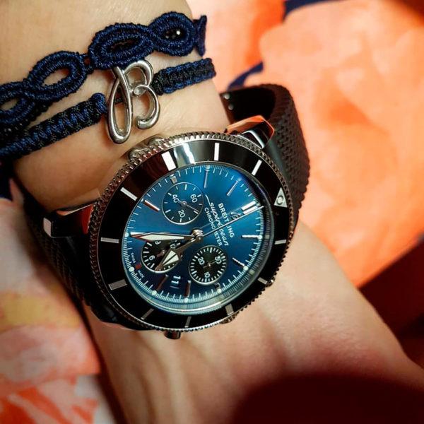Superocean Heritage II B01 Chronograph 44 AB0162121C1S1 Breitling