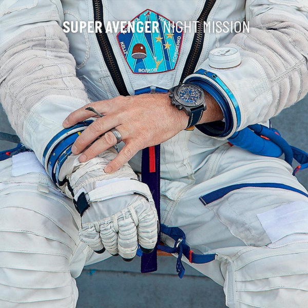 Super Avenger Choronograph 48 Nigth Mission V13375101C1X2 Breitling